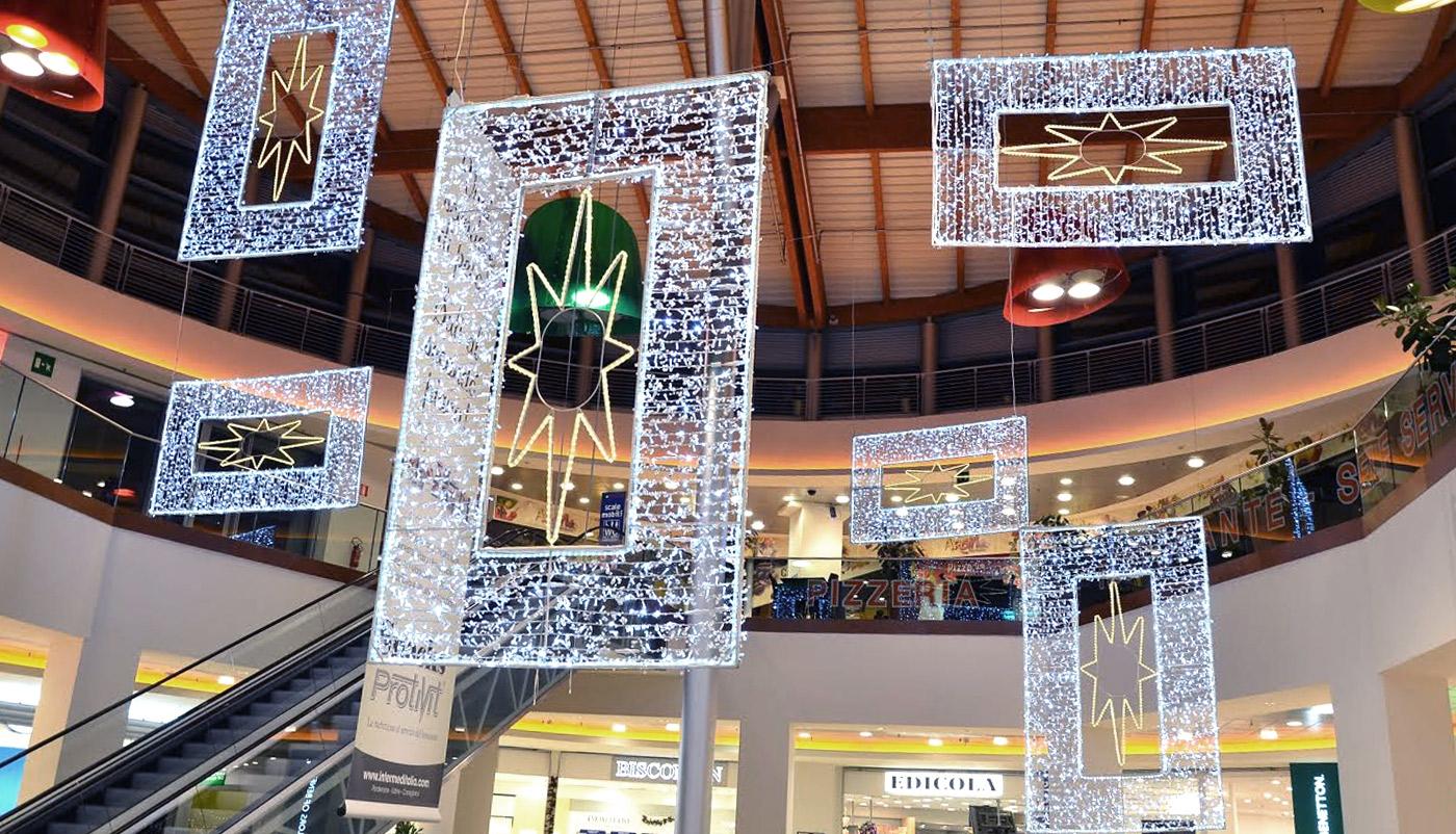 Luminarie e decorazioni luminose Luminarlux